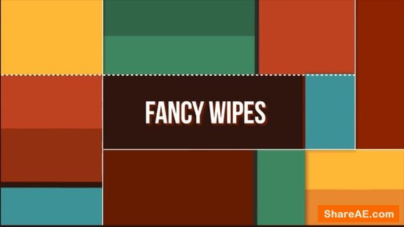Videohive Fancy Wipes Extreme Show Package