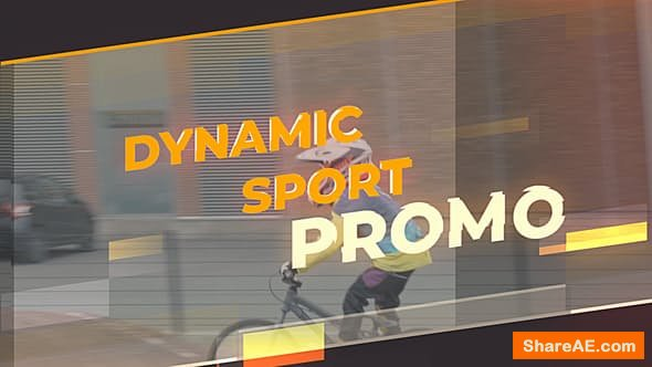 Videohive Dynamic Sport Event