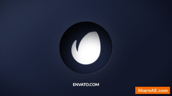 Videohive Shadow Expansion Logo