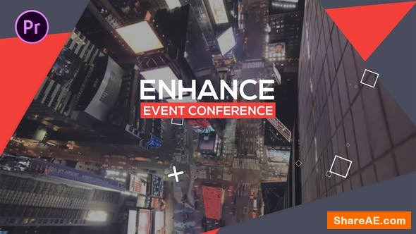 Videohive Enhance Event Promotion | Essential Graphics | Mogrt - PREMIERE PRO