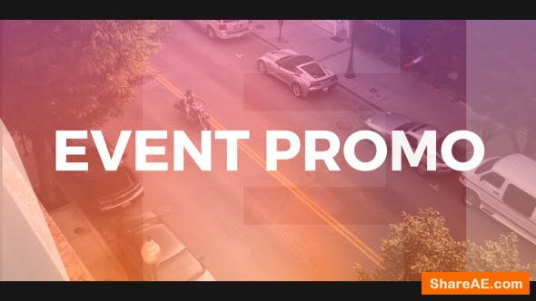 Videohive Colorful Event Promo 19968555