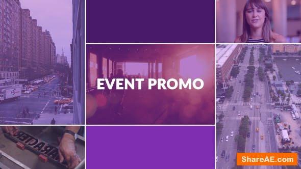 Videohive Grid - Event Promo