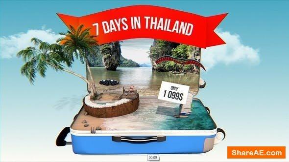 Videohive Travel Sale