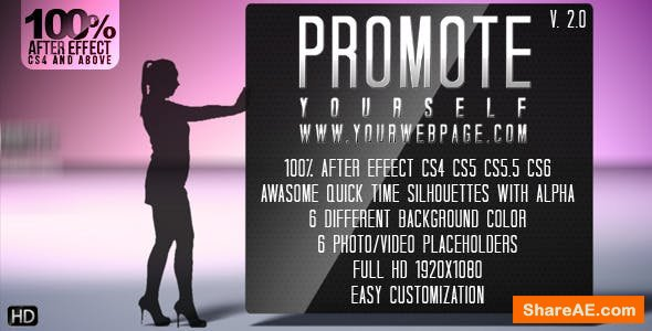 Videohive Your Best Product Promo Woman