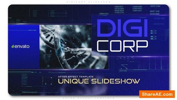 Videohive DIGICORP Slideshow
