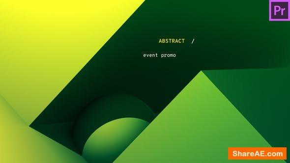 Videohive Gradient - Abstract Event Promo | Premiere Pro