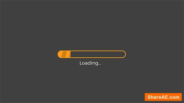 Videohive Loading Logo Reveal