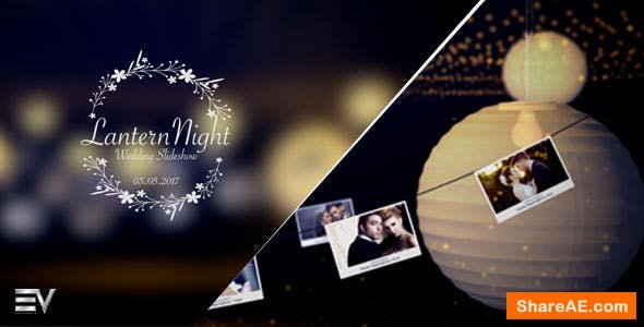 Videohive Love Under the Lanterns Photo Gallery
