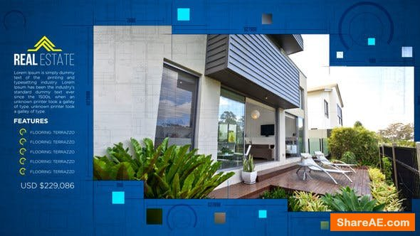 Videohive Real Estate Slideshow