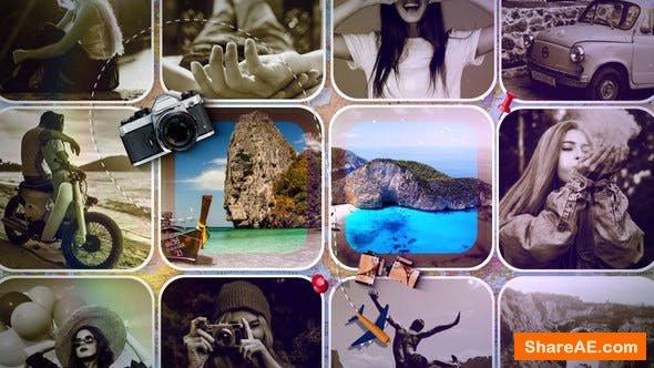 Videohive Holiday Slideshow 22710224