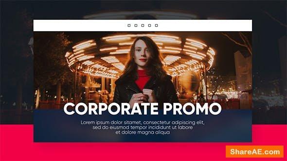 Videohive Corporate Promo - Clean Business