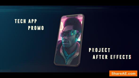 Videohive Tech App Promo