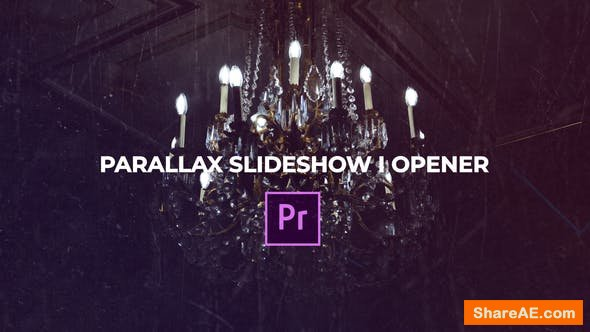 Videohive Parallax Slideshow I Opener Premiere Pro