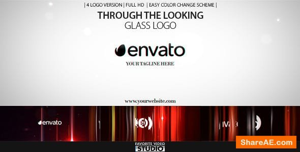 Videohive Through the Looking Glass Logo