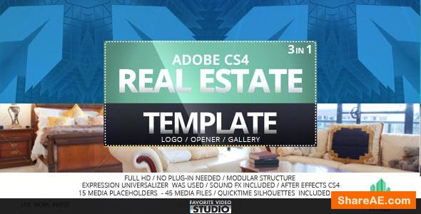 Videohive Favorite Real Estate