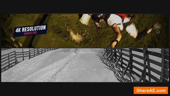 Videohive Glitch Sport Opener - Premiere Pro