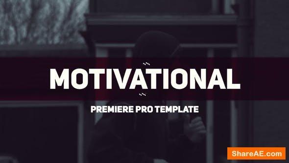 Videohive Sport Motivational Opener - Premiere Pro