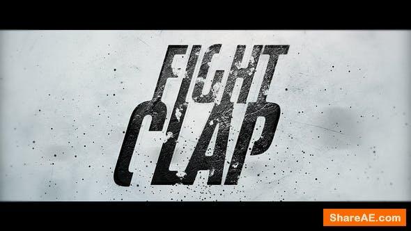 Videohive Stomp Grunge Logo