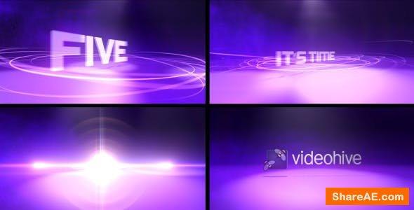 Videohive Logo Lights