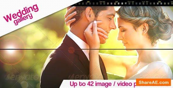 Videohive Wedding Gallery 4551331
