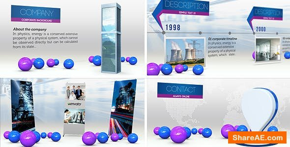 Videohive Company Presentations