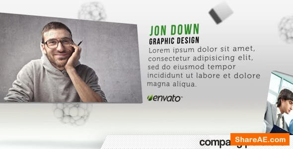 Videohive Company Portfolio 5739647