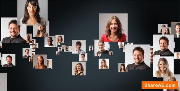 Videohive Staff Photos To Logo
