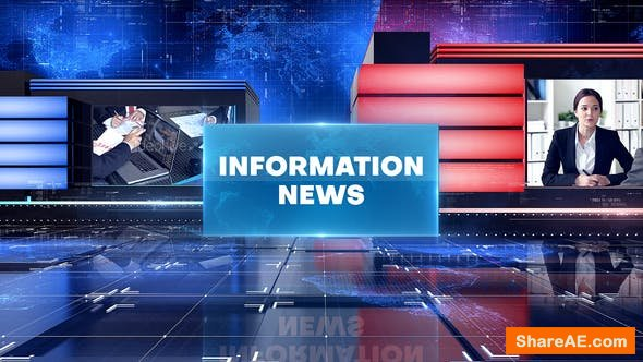 Videohive Information News 22530644