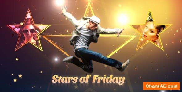 Videohive Stars Week