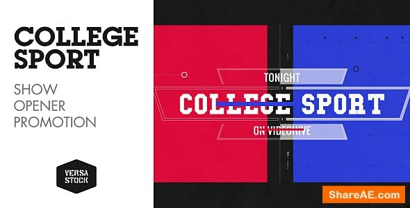 Videohive College Sport | Promo