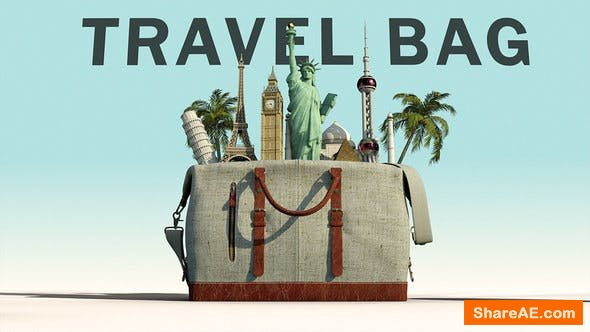 Videohive Travel Bag