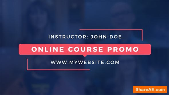 Videohive Online Course Promo Pack