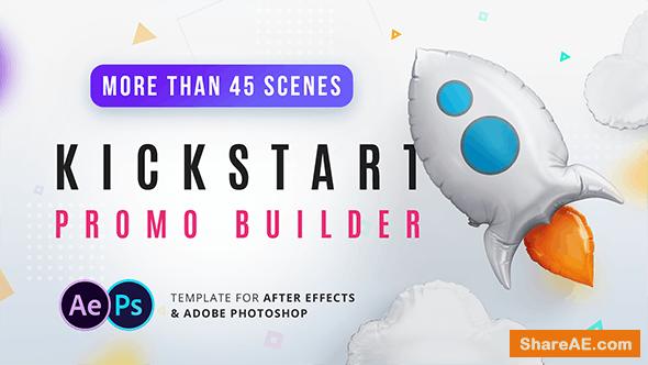 Videohive Kickstart Promo Builder