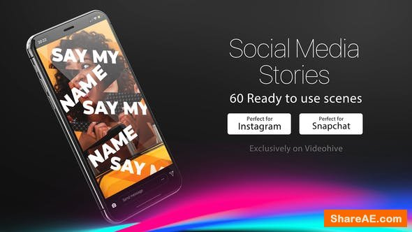 Videohive Instagram Stories 23379737