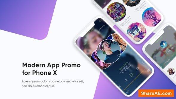 Videohive Modern App Promo