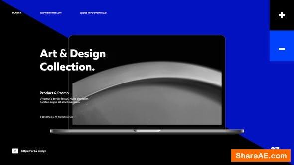 Videohive Slides Typography 23531488