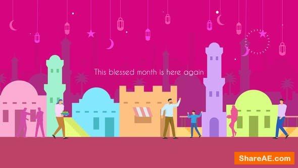 Videohive Ramadan Animation