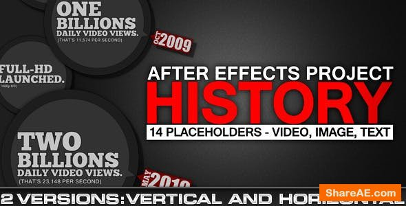 Videohive History 4919551