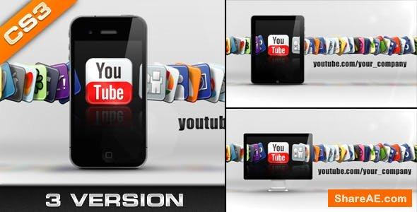 Videohive Media & Social Networks