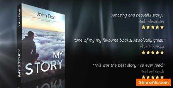 Videohive Book Promo