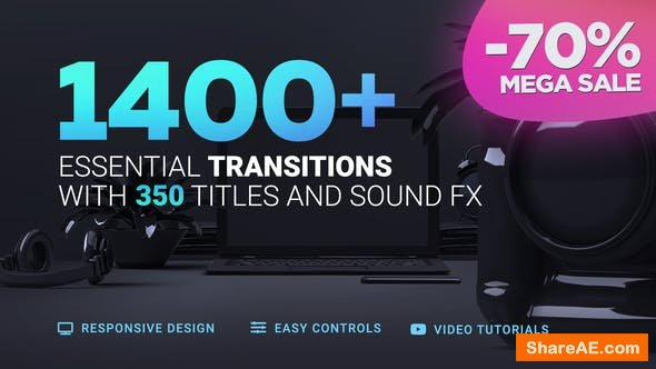 Videohive Transitions 20139771 [Last Version]