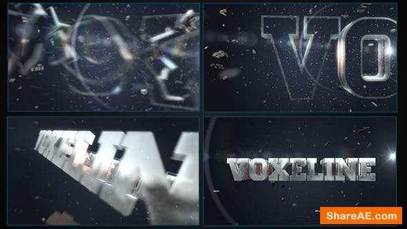 Videohive Action Logo Reveal 2