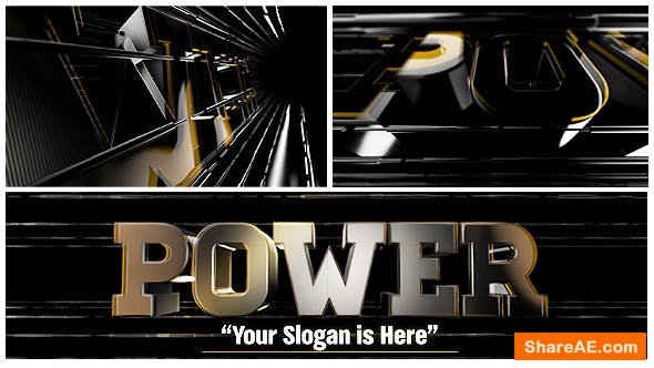Videohive Noble Logo Reveal