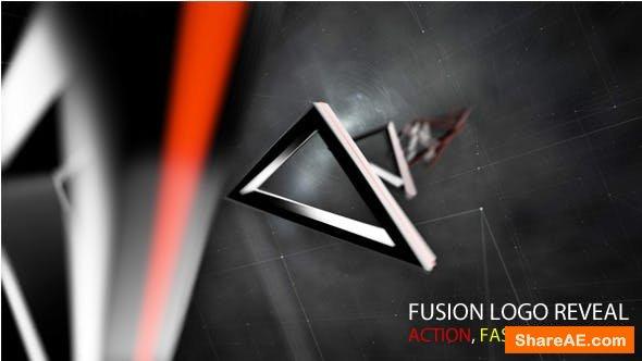 Videohive Fusion Logo Reveal