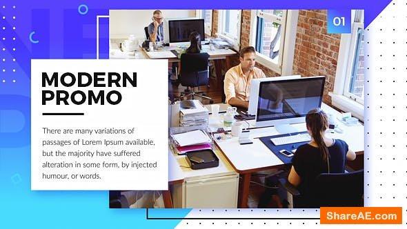 Videohive Modern Presentation 21072255
