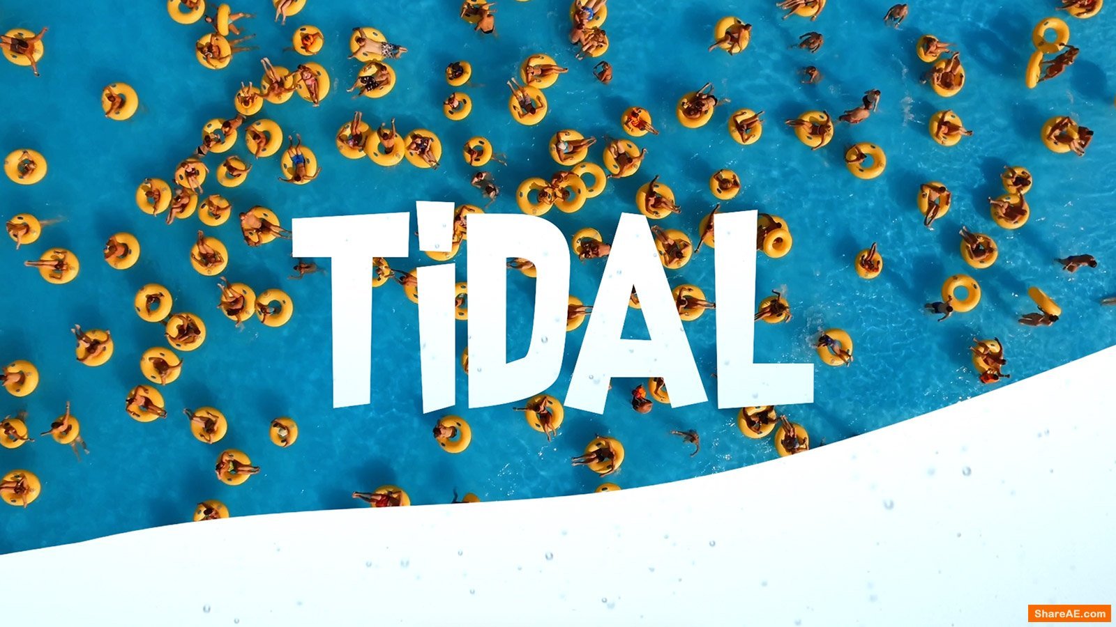 Tidal - 100 Fun Video Transitions (RocketStock)