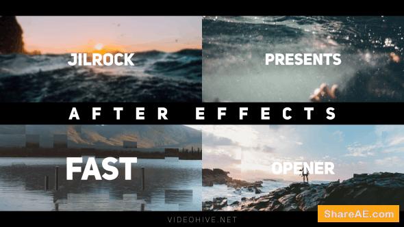 Videohive Clean Rhythmic Opener