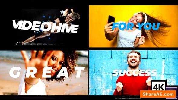 Videohive Stomp Opener 23510957