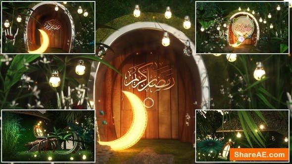 Videohive Ramadan Logo