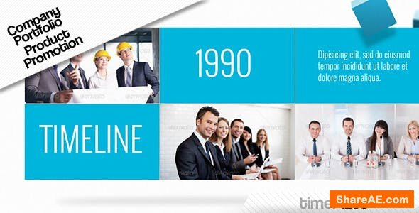 Videohive Company Portfolio or Product Promotion